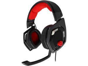 Tt eSPORTS SHOCK 3D 7.1 USB Connector Circumaural Over Ear Surround Sound Gaming Headset