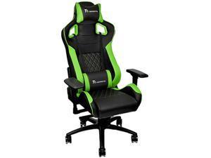 Tt eSPORTS GC-GTF-BGMFDL-01 GTF 100 Gaming Chair Black & Green