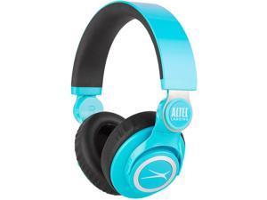 ALTEC LANSING Blue MZX756BLUE Kickback DJ Headphones