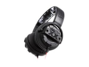 JVC Xtreme Xplosives Black HA-M5X Around-Ear Headphone