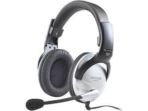 KOSS SB45 3.5mm Connector Circumaural Communication Headset