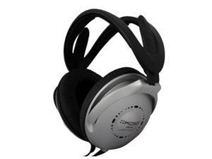 KOSS UR18 3.5mm Connector Circumaural Full Size Lightweight Headphone