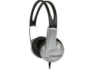 KOSS UR/10 3.5mm Connector On-Ear Lightweight Headband Headphone