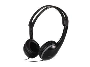 KOSS Black KPH15 Supra-aural Portable Headphone