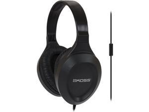 KOSS Black UR22I 3.5mm Connector Classical Arc Headphone with Microphone