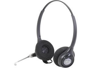 Plantronics HW261 SupraPlus Wideband Headset (Binaural) (64337-31)