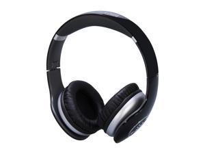 Yamaha PRO 500 High-Fidelity Over-Ear Headphones (Piano Black) - HPH-PRO500BL