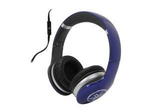 Yamaha PRO 500 High-Fidelity Over-Ear Headphones (Racing Blue) - HPH-PRO500BU