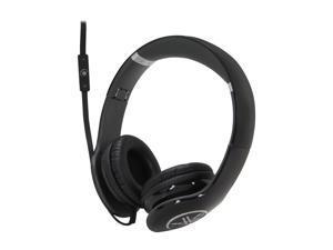Yamaha PRO 300 High-Fidelity On-Ear Headphones (Piano Black) - HPH-PRO300BL