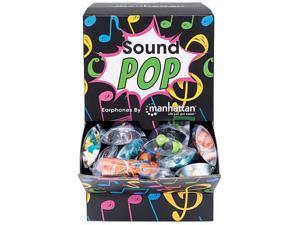 Manhattan SoundPOP Earphone Countertop Display/Dispenser