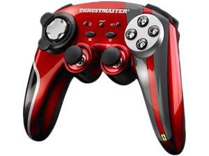 THRUSTMASTER Ferrari Wireless Gamepad 430 Scuderia Limited Edition, PC and PS3 Compatible