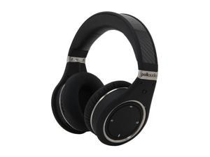 Polk Audio Black UltraFocus 8000 3.5mm Connector Over-Ear Active Noise Cancelling Headphone w/Apple Controls