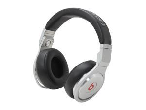 Beats by Dr. Dre Black Pro 3.5mm Connector Over Ear High Performance Professional Headphone (Black)