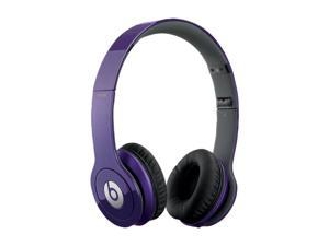 Beats by Dr. Dre Grape Beats Solo HD 3.5mm Connector On-Ear Headphone  with ControlTalk (Grape)