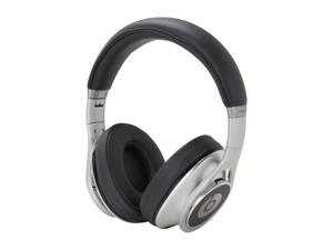 Beats by Dr. Dre Black/Silver MH6W2AM/A 3.5mm Connector Over-Ear High Performance Headphone