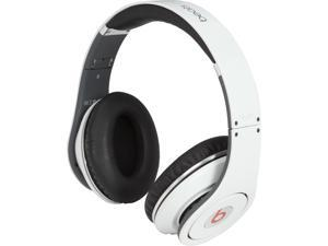Beats by Dr. Dre White STUDIO- WHITE Supra-aural Headphone