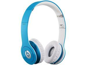 Beats by Dr. Dre Red SOLO HD-LIGHT BLUE Supra-aural Headphone