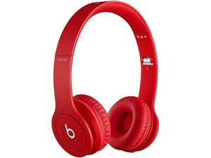 Beats Solo HD On-Ear Headphone - Drenched in Color - Drenched in Red