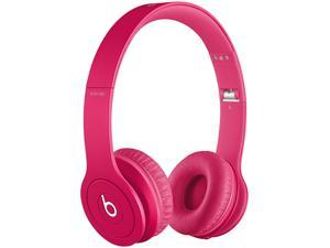 Beats Solo HD On-Ear Headphone - Drenched in Color - Drenched in Pink