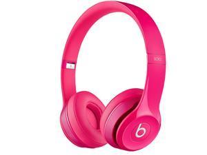 Beats Solo 2 On-Ear Headphone - Pink