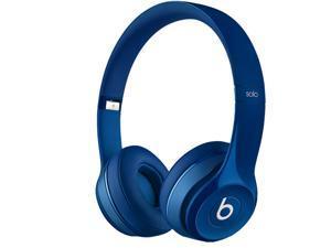 Beats by Dr. Dre Solo 2 Blue MHBJ2AM/A Solo 2 On-Ear Headphone