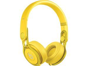 Beats by Dr. Dre Yellow MHC82AM/A 3.5mm Connector Mixr Over Ear Headphones