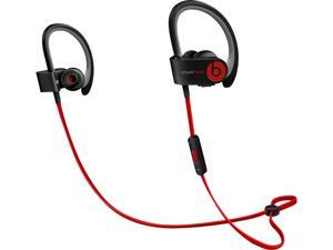 Beats by Dr. Dre Black MHBE2AM/A Powerbeats 2 Wireless In-Ear Headphone