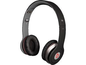 Beats Black SOLOWIREDBLACK Beats Solo Wired On-Ear Headphones