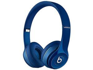 Beats by Dr. Dre Blue SOLO2WIRELESSBLU SOLO 2 WIRELESS HEADPHONES
