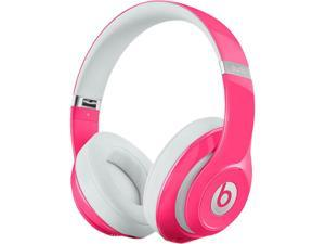 Beats by Dr. Dre Pink STUDIO2WIREDP 3.5mm Connector STUDIO 2 WIRED HEADPHONES