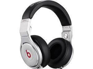 Beats by Dr. Dre Silver/Black PROWIREDSIBL PRO WIRED OVER EAR HEADPHONE
