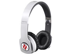 Noontec Zoro HD White ZOROHDWHT Supra-aural Headphone