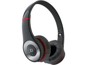 iHome Black IB85 Bluetooth Wireless Headphones