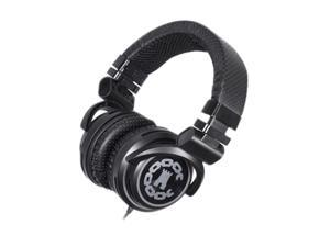 BiGR Audio Black XLCC1 Circumaural Crooks & Castles Headphone