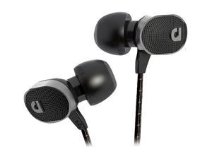 Audiofly 78 Series Marque Black AF781001 In-Ear Headphone Marque Black