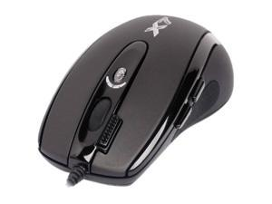 Ergoguys XL-750F Black Wired Laser A4 Tech 3xfire Oscar Gaming Mouse