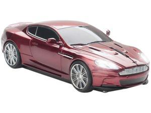 Estand CCM660509 Red RF Wireless Optical Aston Martin DBS Mouse