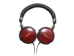 Audio-Technica ATH-ESW9A Circumaural Portable Wooden Headphone