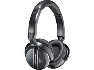 Audio-Technica ATH-ANC27 Circumaural QuietPoint Active Noise-cancelling Headphone