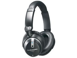 Audio-Technica QuietPoint ATH-ANC7b Circumaural Active Noise-cancelling Headphone