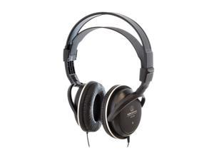 Audio-Technica ATH-T200 3.5mm/ 6.3mm Connector Circumaural Closed-back Dynamic Monitor Headphone