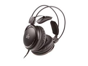 Audio-Technica Black ATH-A900X Audiophile Closed-back Dynamic Headphones