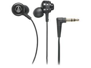 Audio-Technica ATH-COR150 Core Bass In-Ear Headphones - Black