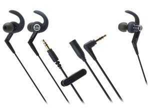 Audio-Technica ATH-CKP500 SonicSport In-Ear Headphones