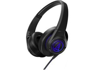 Audio-Technica ATH-AX5 SonicFuel Over-ear Headphones - Black