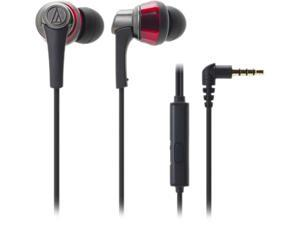Audio-Technica ATH-CKR5ISRD IN-EAR HEADPHONE W/ SMARTPHONE