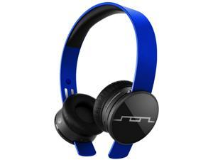 Sol Republic Electro Blue 1430-06 Tracks Air Wireless On-Ear Headphones with A2 Sound Engine