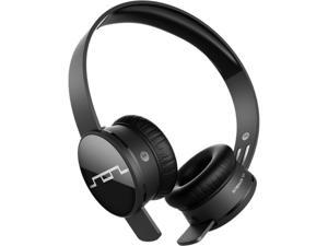 Sol Republic Gunmetal 1430-00 Tracks Air Wireless On-Ear Headphones with A2 Sound Engine