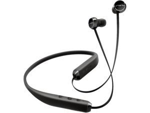 Sol Republic Steel Black 1140-01 SHADOW WIRELESS In-Ear Headphones with Microphone and 3-Button Remote