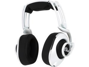Blue Lola Sealed Over-Ear High Fidelity Heaphone - White